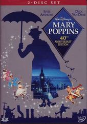 Mary Poppins (40th Anniversary Edition, 2-DVD)