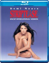 Striptease (Uncut International Version) (Blu-ray)