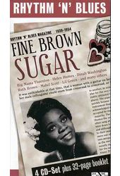 Rhythm 'N' Blues: Fine Brown Sugar (4-CD) [Import]