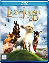 Lion of Judah 3D (Blu-ray)