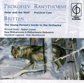 Prokofiev: Peter and the Wolf / Britten: The
