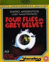 Four Flies On Grey Velvet [Import] (Blu-ray)