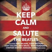 Keep Calm & Salute the Beatles
