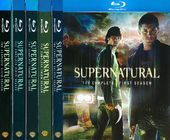 Supernatural - Seasons 1-6 (Blu-ray)