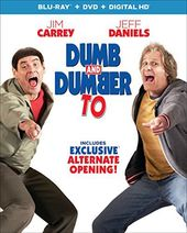 Dumb and Dumber To (Blu-ray + DVD)