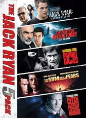 The Jack Ryan 5-Pack (5-DVD)