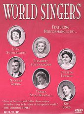 World Singers (From the BBC Archives)