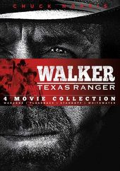 Walker Texas Ranger 4 Movie Collection (4-DVD)