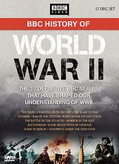 WWII - BBC History of World War II (12-DVD)