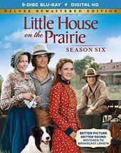 Little House on the Prairie - Season 6 (Blu-ray)