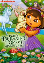 Dora the Explorer: Dora's Enchanted Forest