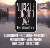 Voices of Concord Jazz: Live at Montreux (2-CD)