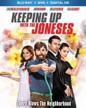 Keeping Up with the Joneses (Blu-ray + DVD)