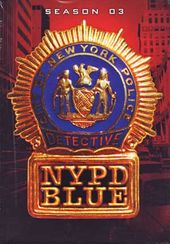 NYPD Blue - Season 3 (4-DVD)