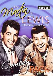 The Martin & Lewis Comedy Pack (2-DVD)