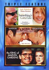 Jack Nicholson Triple Feature - Something's Gotta