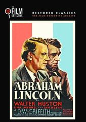 Abraham Lincoln (The Film Detective Restored