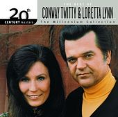 The Best of Conway Twitty & Loretta Lynn - 20th