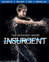 The Divergent Series: Insurgent 3D (Blu-ray + DVD)