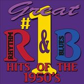 Great #1 R&B Hits of the 1950's (2-CD)