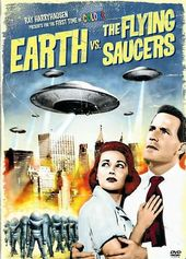 Earth Vs. the Flying Saucers (Black & White &