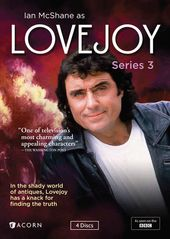 Lovejoy - Series 3 (4-DVD)