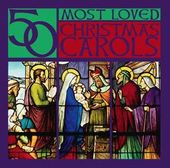 50 Most Loved Christmas Carols (3-CD)