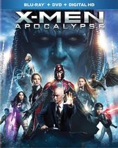 X Men: Apocalypse (Blu-ray + DVD)