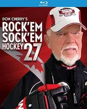 Hockey - Don Cherry Rock 'em Sock 'em Hockey 27