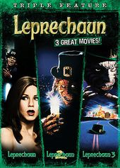 Leprechaun - Triple Feature (3-DVD)