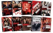 Criminal Minds - Seasons 1-10 (60-DVD)