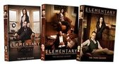 Elementary - Seasons 1-3 (18-DVD)