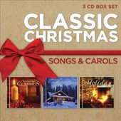 Classic Christmas Songs & Carols (3-CD)