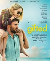 Gifted (Blu-ray + DVD)