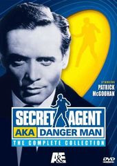 Secret Agent aka Danger Man - Complete Collection