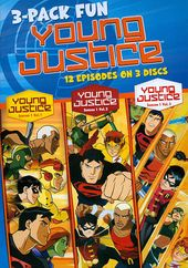 Young Justice - Season 1 - Volumes 1-3 (3-DVD)