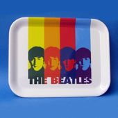 The Beatles - Head Bands Tray