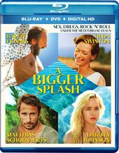 A Bigger Splash (Blu-ray + DVD)