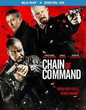 Chain of Command (Blu-ray)