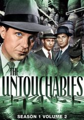 The Untouchables - Season 1 - Volume 2 (4-DVD)