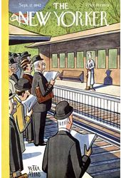 New Yorker - Busy Train Route Puzzle