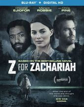 Z for Zachariah (Blu-ray, Includes Digital Copy,