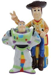 Disney - Toy Story - Buzz & Woody - Salt & Pepper