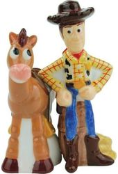 Disney - Toy Story - Woody & Bullseye Salt &