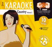 Karaoke Country, Volume 5