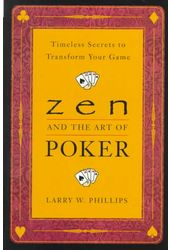 Card Games/General: Zen and the Art of Poker: