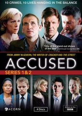 Accused - Series 1 & 2 (4-DVD)