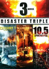 Disaster Triple Feature