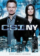 CSI: New York - Complete 8th Season (5-DVD)