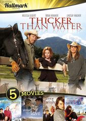 Hallmark 5-Movie Collection: Thicker Than Water /